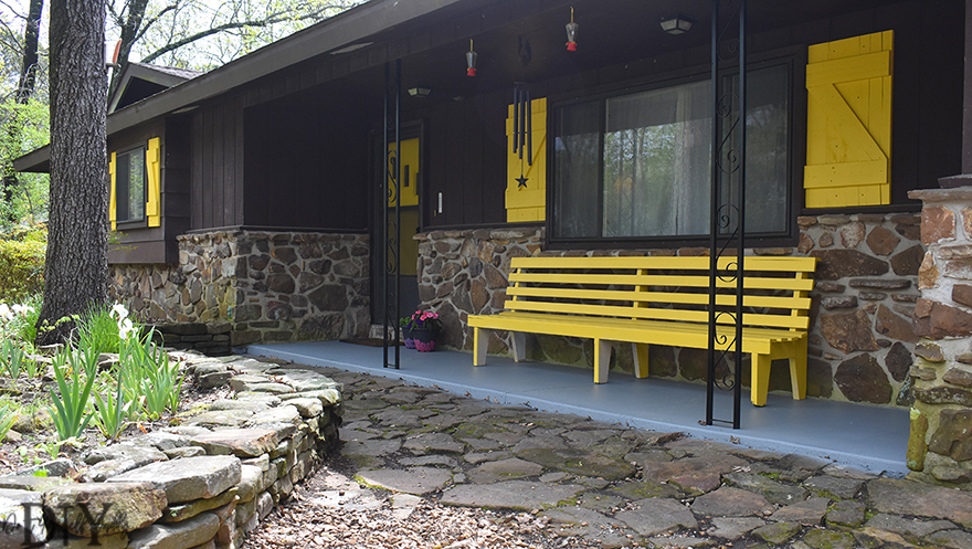 Porch and Patio Concrete