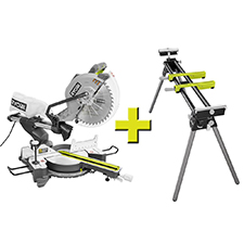 What's In My Shop Ryobi Miter Saw